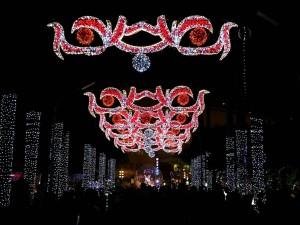 屏東公園今晚點燈 熱情南國也能感受北國耶誕