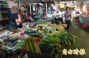 推不主動提供塑膠袋運動 台南19處市場響應