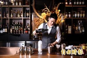 調酒師的深夜聆聽 用調酒撫慰受傷的靈魂