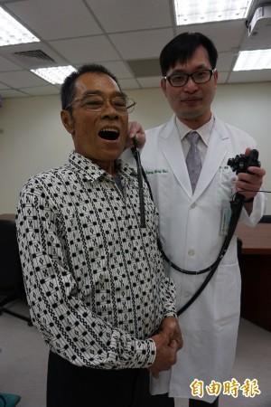 醫病》菸酒檳榔呷逾40年 阿伯雙癌併發