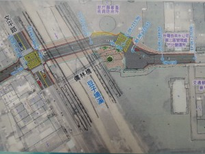 竹北將斥資9400萬建新橋 解決光明商圈停車問題