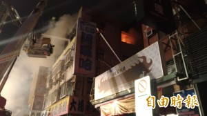 又是出租公寓!北市八德路大火發現1具屍體 救出6房客