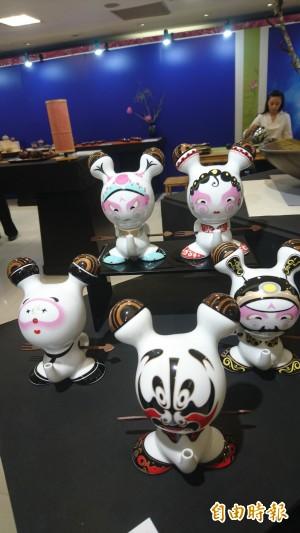 台灣頂級工藝之美 台南大遠百呈現茶工藝