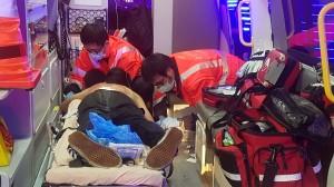 音浪太強?!信義夜店舞池推擠衝突 3男女刀傷送醫