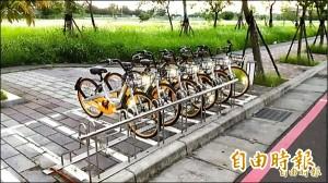 領先全國 高市議會通過「共享自行車發展管理自治條例」