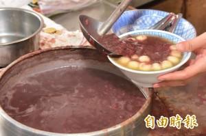 天天吃好料》羅東紅豆湯圓 寒冬暖胃又暖心