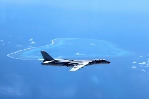 囂張!共機頻繞台 中官媒嗆:飛越台灣台軍敢開火嗎?