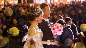 超狂近600桌霸氣婚宴不收禮 六組總舖師上演美食秀