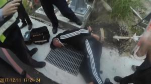 惡男爛醉開賓士車連環撞 害死工人還嗆警「打我啊!」