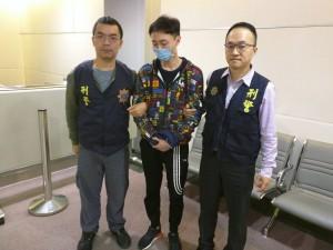 棄保潛逃中國  「假公安」詐騙通緝犯今遣返歸案