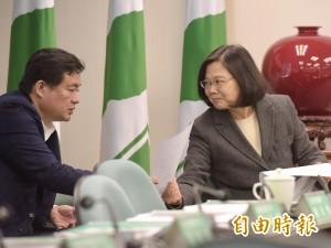 境外空污襲台 蔡總統要求行政團隊提出有效對策