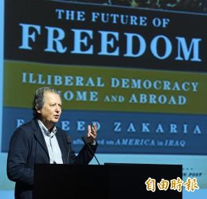 法無國界記者主席:「芬蘭化」或許能成為台灣的發展方式