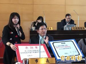 烏日反肉品市場遷入 林佳龍:打造國際級觀光市場