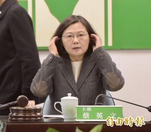綠智庫最新民調:蔡英文滿意度29%  40%民眾支持修勞基法