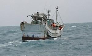 黑市價格60億!走私693公斤海洛因磚 漁船船長判無期徒刑