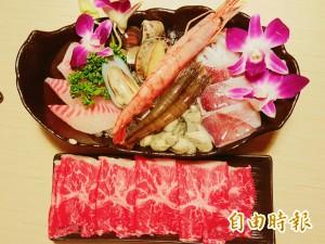 天天吃好料》台北市三色堇鍋物 基隆港海鮮直送