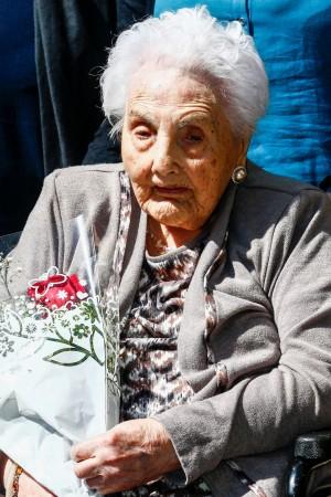 嵩壽116歲!歐洲最長命的女人瑞在巴塞隆納逝世