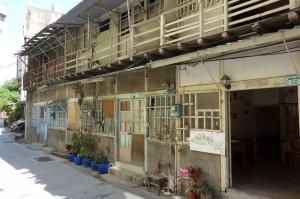 百年台南公園列文化景觀 新營中學校長宿舍登錄「歷史建築」