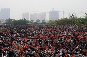 中國創業死亡潮湧現 共享、直播2年內倒閉上百家