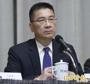 搜索王炳忠是「綠色恐怖」? 行政院:不必有政治聯想
