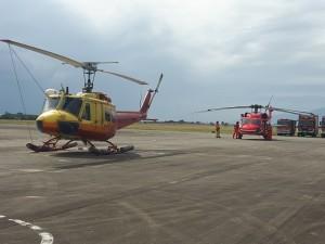 UH-1H直升機功成身退 「勞斯萊斯」級「黑鷹」接手救護