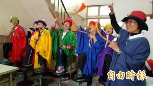 全國第1個身障平權行動劇團 巡迴鳳山與寒士同樂