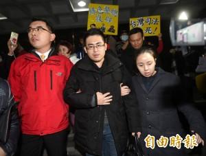 王炳忠訊後請回 強調發展的是新黨的組織