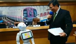 AI機器人攻入桃市府! 鄭文燦:什麼都可以問它