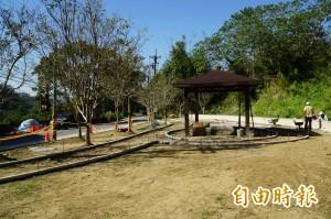 新竹芎林飛鳳山觀景熱點 獲觀光局補助改善