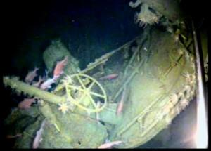 沉沒103年後 一次大戰澳洲潛艦巴紐海域現蹤
