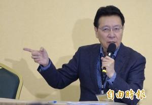 中廣聽證會》趙少康:若認定附隨組織 就來打官司