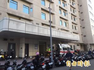 中市消防員體能訓練突呼吸困難 送醫搶救不治