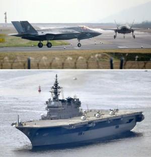 改護衛艦為航母掀爭議 日防衛大臣:沒研究、但有必要