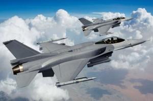 首批4架F-16V出廠測試  軍方:不輕易「亮劍」