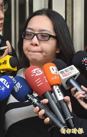 夜店殺警案重判 薛妻落淚:希望給警察更多尊重