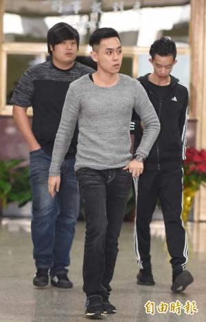 殺警嫌犯許淳凱昨遭攔查 嗆:殺警案怎樣?就是討厭警察