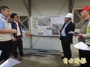 竹北縣政九路易淹水區 獲1800萬補助改善排水