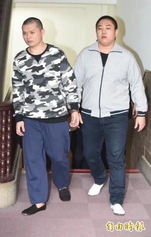 夜店殺警案最後拘提到案 林立凡遭高院延押2月