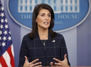 糗翻!美駐聯合國大使遭戲耍 高談闊論「虛構的國家」