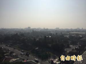 慘!去年空品不良日168天 屏東潮州全國最多
