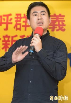 王炳忠計畫書披露 被指充斥「匪言匪語」