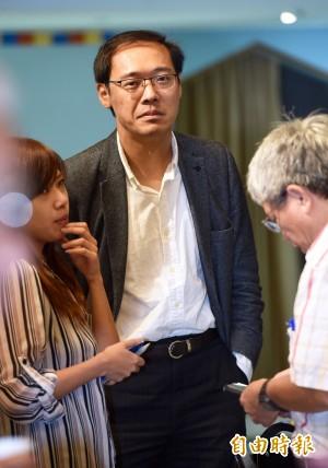 楊偉中:真的要搞「紅隊」是要剷除誰?