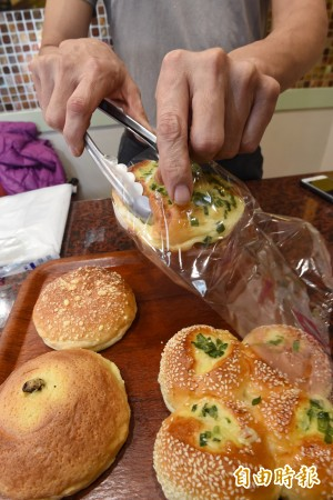 買麵包也要買塑膠袋? 環署:跟食物直接接觸部分不用買