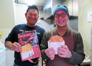 淺草寺旁賣炸雞排 日本廚師:讓更多人知道台灣的好
