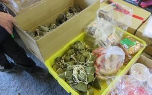 老奶奶古傳秘方?  賣硼砂鹼粽有害人體健康、攤販判拘