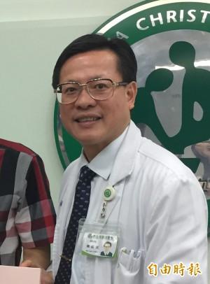彰基院長換人 治癌名醫陳穆寬掌舵