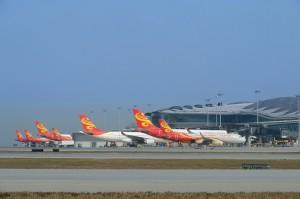 香港航空準點率驟升 全球排名第二