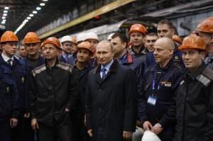 普廷下禁令! 禁止中國火車車廂進口俄羅斯