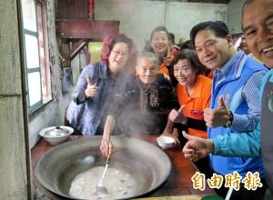 這個圍爐有洋蔥 87歲阿公「總鋪師魂」重現!