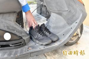 高檔球鞋放踏墊10分鐘不見 小偷竟是「牠」!